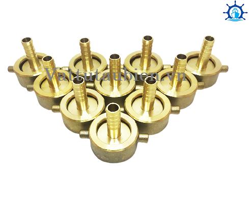 Cast Bronze Air Hose Coupling , M42 x 2