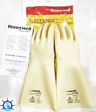 Electric Insulation Rubber Gloves -1000V