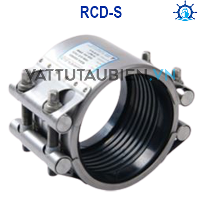 Repair Clamp Double Joint RCD-S