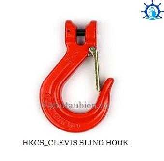 CLEVIS SLING HOOK-HKCS