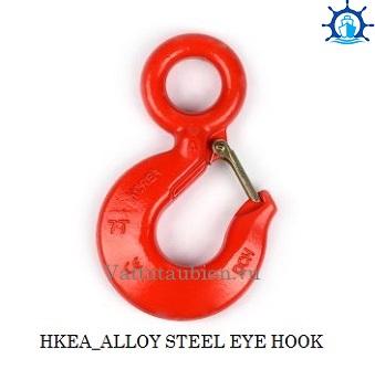 ALLOY STEEL EYE HOOK-HKEA