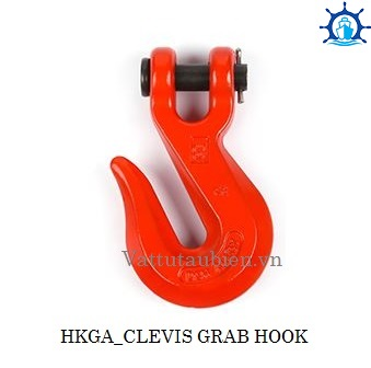 CLEVIS GRAB HOOK-HKGA