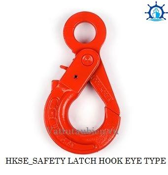 SAFETY LATCH HOOK EYE TYPE-HKSE