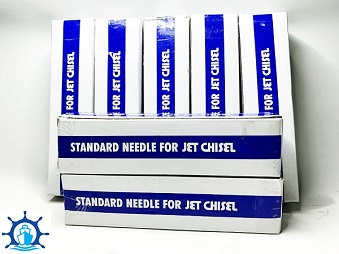 Spare Needles For Jet Chisel Jex 24