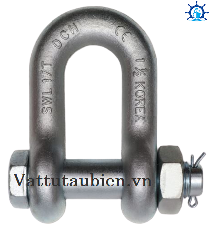 Safety Bolt Type Shackle S.B-Commercial