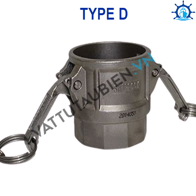Cam And Groove Couplings-Type D