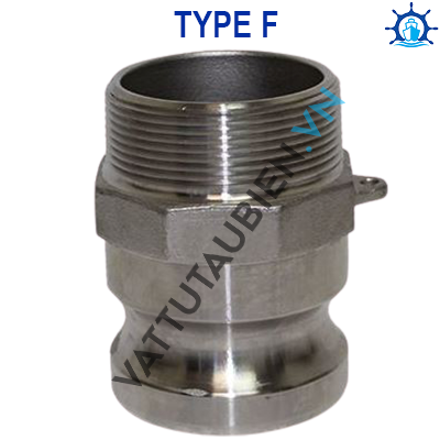 Cam And Groove Couplings-Type F