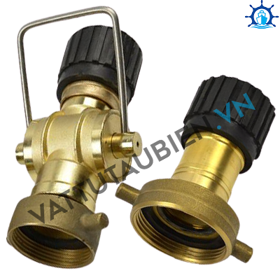 Fire Hose Nozzle 3 Position -Type Ansi Pin