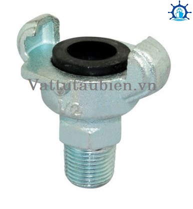 Universal Air Hose Couplings With Male Thread End
