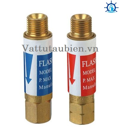 Flashback Arresters For Gas