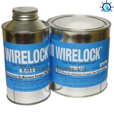 Wirelock Resin
