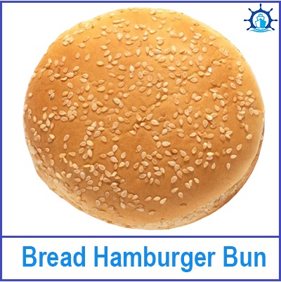Bread Hamburger Bun