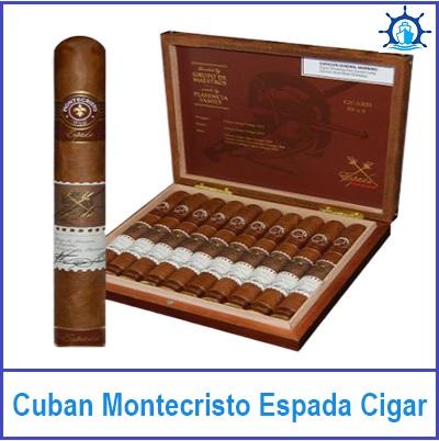 Cuban Montecristo Espada Cigar