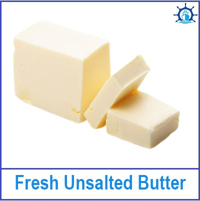 Fresh Unsalted Butter