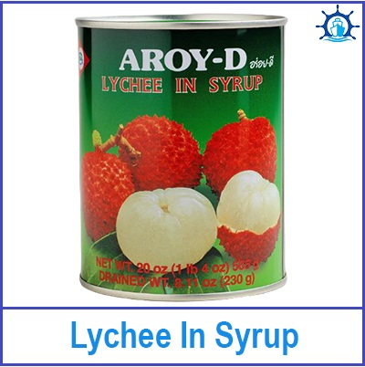 Lychee In Syrup