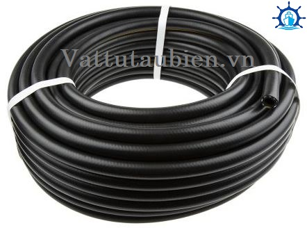Rubber Air Hose Molded & Braided Construction