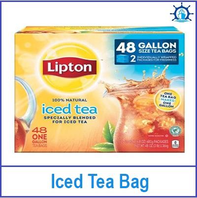 Iced Tea Bag