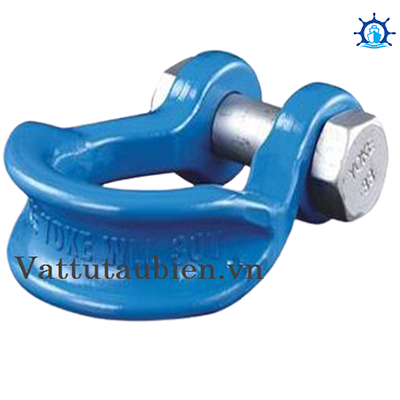 Forged Alloy Wide Body Shackle With Bolt Pin