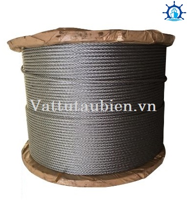 Steel Wire Rope 6×37 + Fc