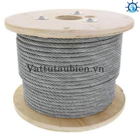 Steel Wire Rope 6×37 + IWRC