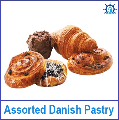 Assorted Danish Pastry