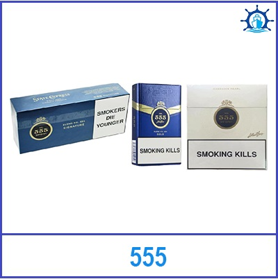 555 Cigarette