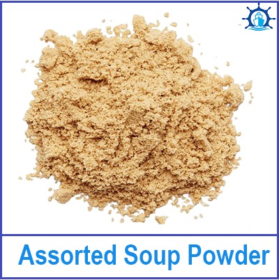 Assorted Soup Powder