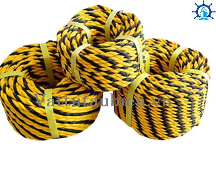 3-Strand Polyethylene Tiger Rope