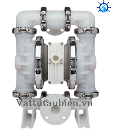 Pneumatic Diaphragm Pumps Plastic Range