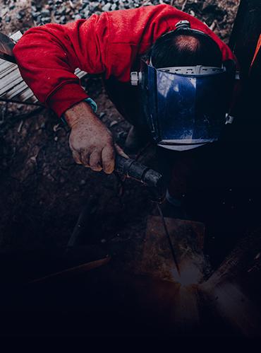 Hot Works - Hull Repair & Steel Construction Works