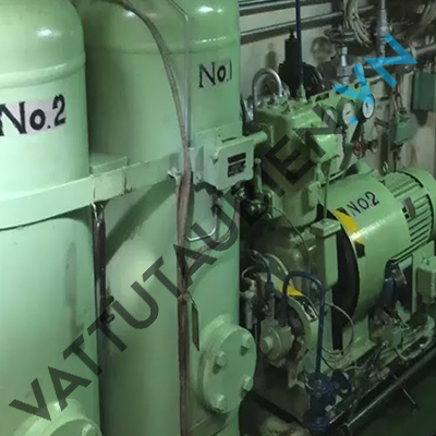 Troubleshooting Marine Air Compressor