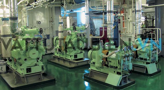 Repair & Maintainance Air Compressor